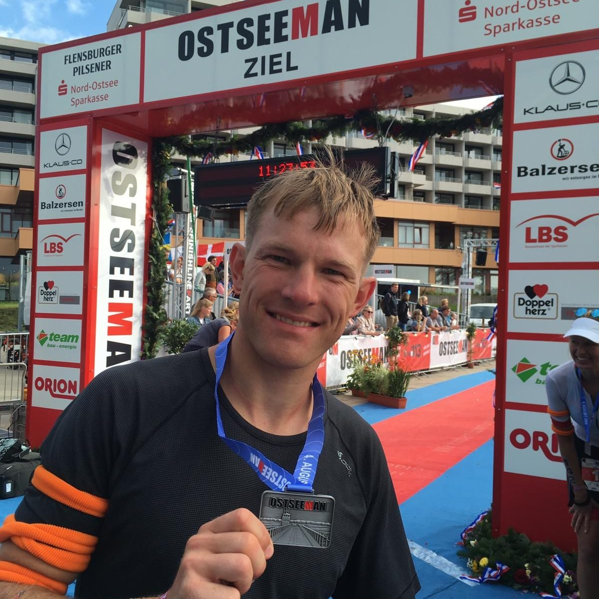 Triathlon Ironman - Ostseeman 2019