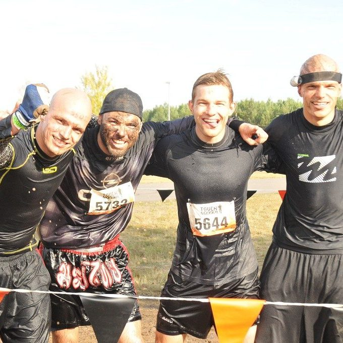 Tough Mudder 2013